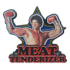 Rocky Pin Odznak Meat Tenderizer Limited Edition