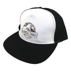 Jurassic Park Curved Bill Kšiltovka Camo Logo