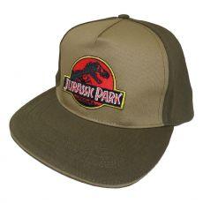 Jurassic Park Curved Bill Kšiltovka Logo