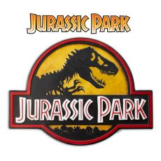 Jurassic Park Metal Sign Logo