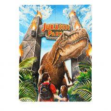 Jurassic Park WoodArts 3D Wooden Nástěnná Art Rex Attack 30 x 40 cm