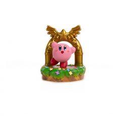 Kirby PVC Soška Kirby and the Goal Door 24 cm
