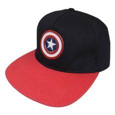 Marvel Captain America Curved Bill Kšiltovka Logo