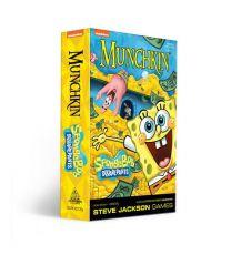 Munchkin Card Game Spongebob Anglická Verze