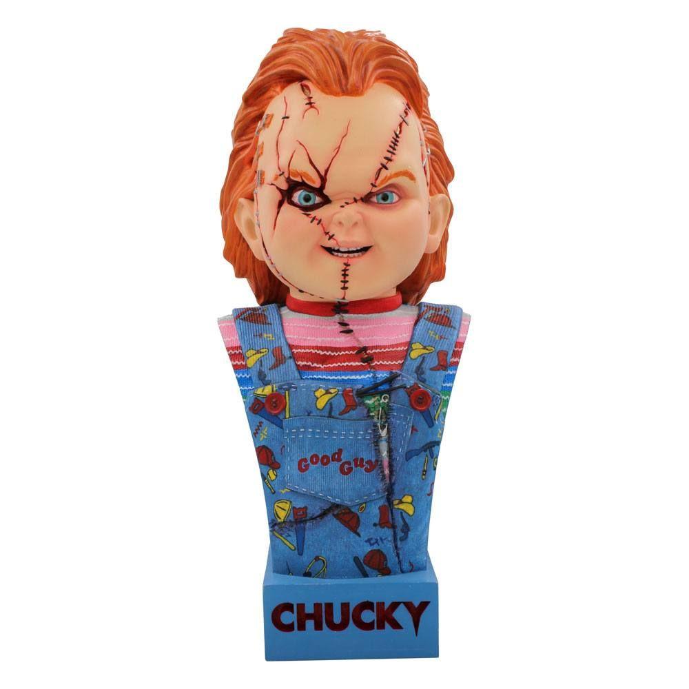 Seed of Chucky Bysta Chucky 38 cm Trick Or Treat Studios