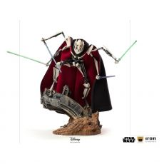 Star Wars Deluxe BDS Art Scale Soška 1/10 General Grievous 33 cm