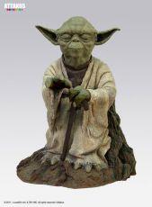 Star Wars Soška Yoda Using the Force 54 cm