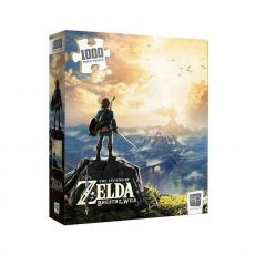 The Legend of Zelda Jigsaw Puzzle Breath of the Wild (1000 pieces)
