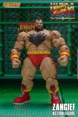 Ultra Street Fighter II: The Final Challengers Akční Figure 1/12 Zangief 19 cm