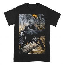 Batman Tričko Night Gotham City Velikost XL