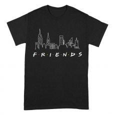 Friends Tričko Skyline Velikost S