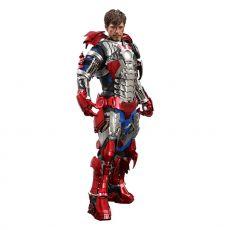 Iron Man 2 Movie Masterpiece Akční Figure 1/6 Tony Stark (Mark V Suit Up Version) 31 cm