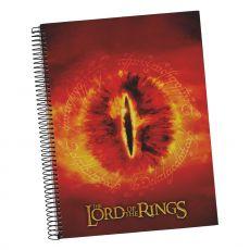 Lord of the Rings Poznámkový Blok Eye of Sauron
