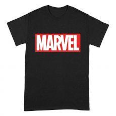 Marvel Tričko Marvel Logo Velikost S