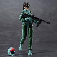 Mobile Suit Gundam G.M.G. Akční Figure Principality of Zeon Army Soldier 05 Normal Suit 10 cm