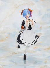 Re:Zero Coreful PVC Soška Rem Memory Snow Dog Ver. 23 cm