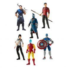 Shang-Chi Marvel Legends Series Akční Figures 15 cm 2021 Wave 1 Sada (8)
