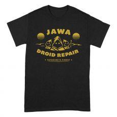 Star Wars Tričko Jawa Droid Repair Velikost S