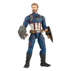 The Infinity Saga Marvel Legends Akční Figure Captain America (Avengers: Infinity War) 15 cm