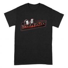 WandaVision Tričko Scarlet Witch Velikost L