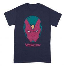 WandaVision Tričko Vision Head Velikost M
