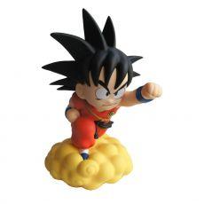 Dragon Ball Chibi Coin Pokladnička Son Goku on Flying Nimbus 22 cm
