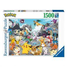 Pok?mon Jigsaw Puzzle Pok?mon Classics (1500 pieces)