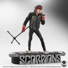 Scorpions Rock Iconz Soška Klaus Meine Limited Edition 22 cm