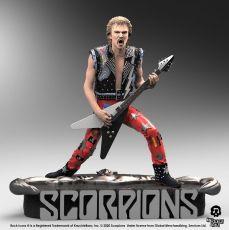 Scorpions Rock Iconz Soška Rudolf Schenker Limited Edition 22 cm