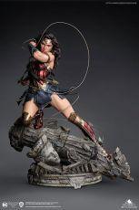 Wonder Woman Comic Soška 1/4 Wonder Woman Early Bird Verze 47 cm