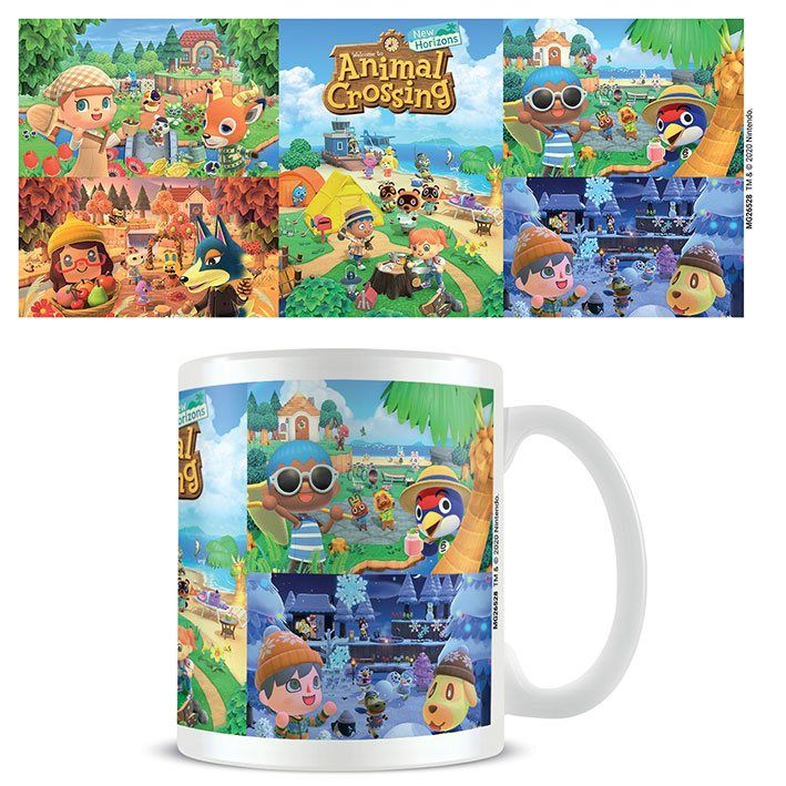 Animal Crossing Hrnek Seasons Pyramid International