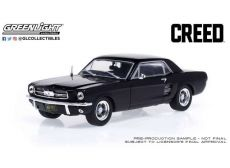 Creed (2015) Kov. Model 1/43 1967 Ford Mustang Coupe