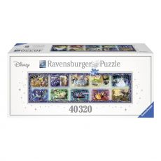 Disney Jigsaw Puzzle Memorable Disney Moments (40320 pieces)