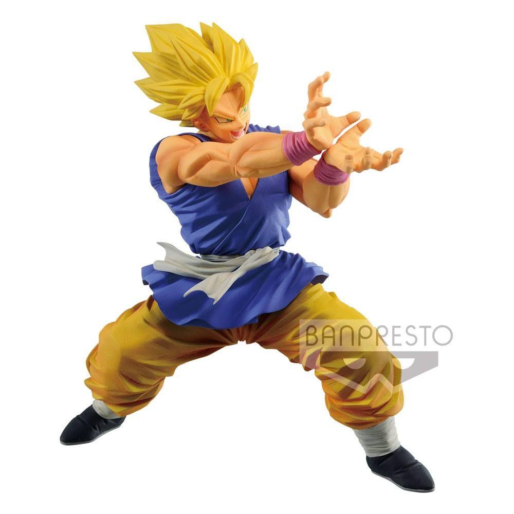 Dragon Ball GT PVC Soška Ultimate Soldiers Super Saiyan Son Goku 15 cm Banpresto