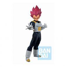 Dragon Ball Super Ichibansho PVC Soška Super Saiyan God Vegeta (Back To The Film) 24 cm