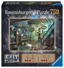 EXIT Jigsaw Puzzle Forbidden Basement (759 pieces)