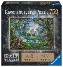 EXIT Jigsaw Puzzle Unicorn (759 pieces)