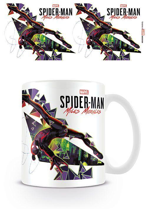Spider-Man Hrnek Miles Morales Break Through Pyramid International