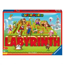 Super Mario Board Game Labyrinth