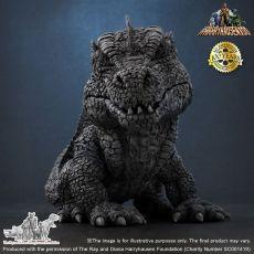 The Beast from 20,000 Fathoms Defo-Real Soška Ray Harryhausens Rhedosaurus B&W 15 cm