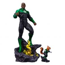 DC Comics Maketa 1/6 John Stewart - Green Lantern 52 cm