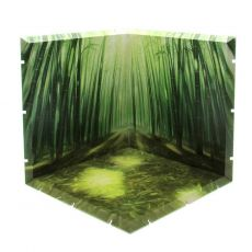 Dioramansion 150 Decorative Parts for Nendoroid and Figma Figures Bamboo Forest (Daytime)