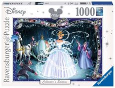 Disney Collector's Edition Jigsaw Puzzle Popelka (1000 pieces)