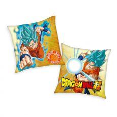 Dragon Ball Super Polštář SSGSS Son Goku 40 x 40 cm