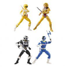 Power Rangers Lightning Kolekce Akční Figure 2-Packs 15 cm 2021 Wave 3 Sada (4)
