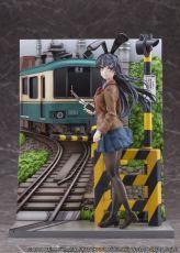 Rascal Does Not Dream of Bunny Girl Senpai PVC Soška Mai Sakurajima Enoden Ver. 29 cm