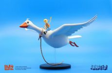 The Wonderful Adventures of Nils Animated! Soška Nils Holgersson 15 cm