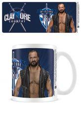 WWE Hrnek Drew McIntyre - Claymore Country