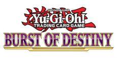 Yu-Gi-Oh! Burst of Destiny Booster Display (24) Německá Verze