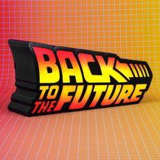 Back to the Future LED-Light Logo 25 cm
